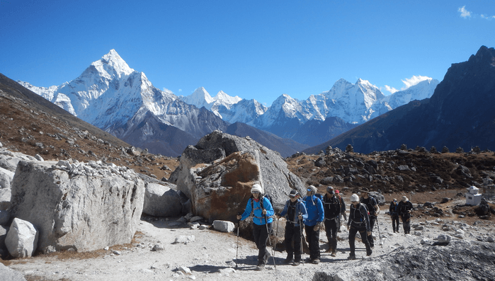 Trek Everest Base Camp